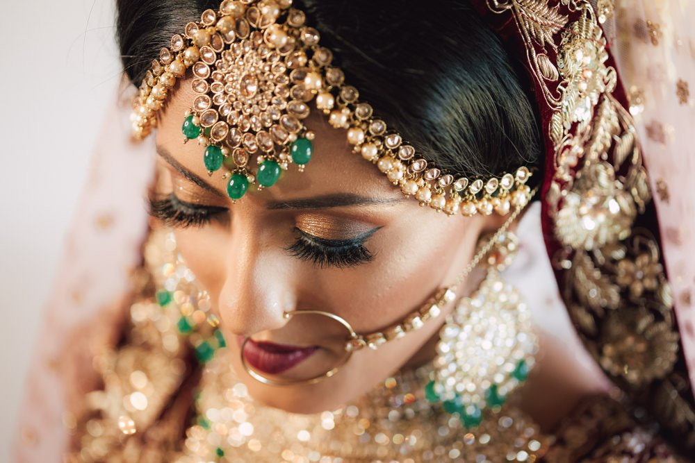Asian Bridal Photograph